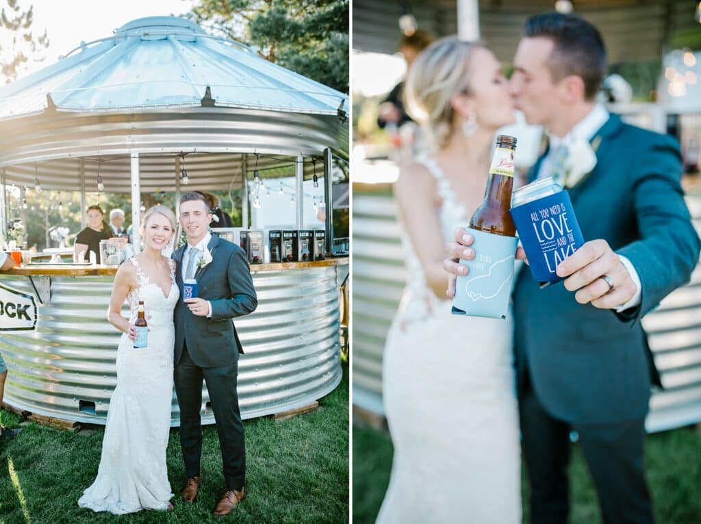 Ottertail Lake Wedding
