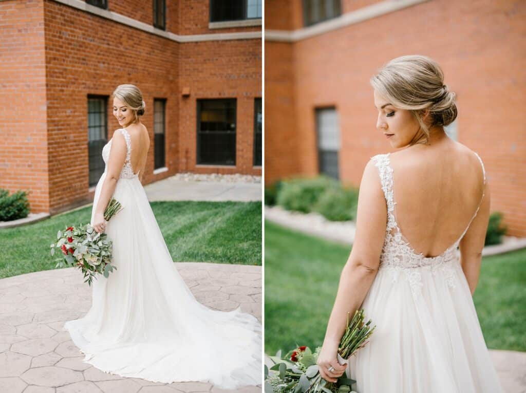 Downtown Fargo Wedding