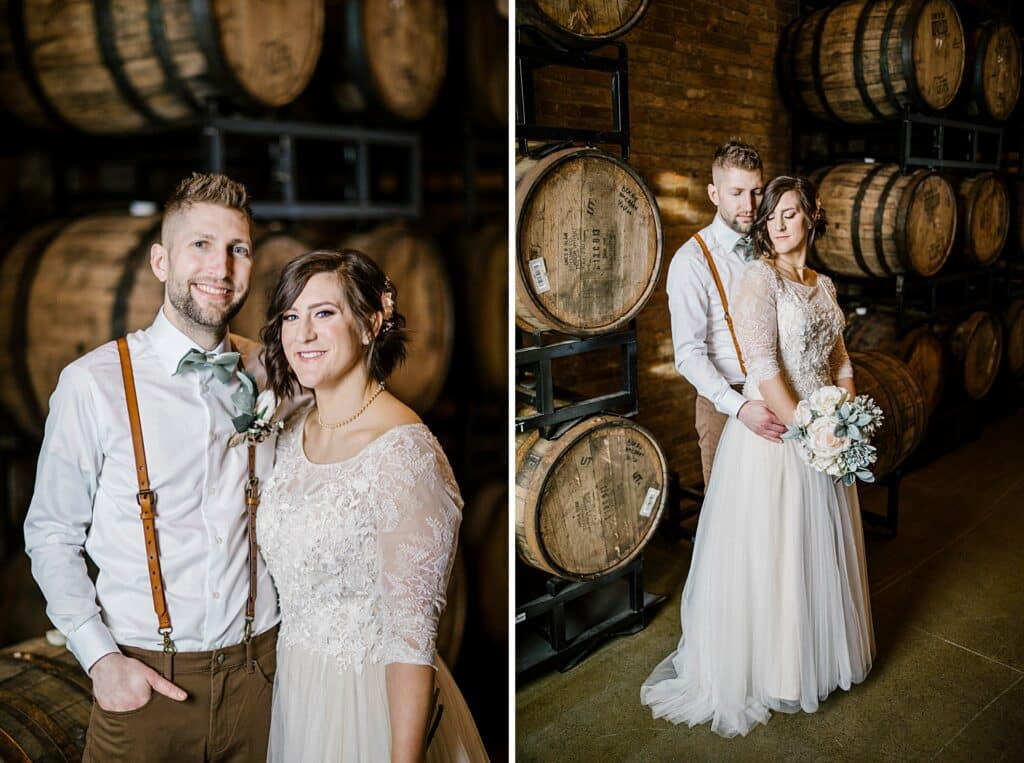 Wedding pictures at Brewhalla
